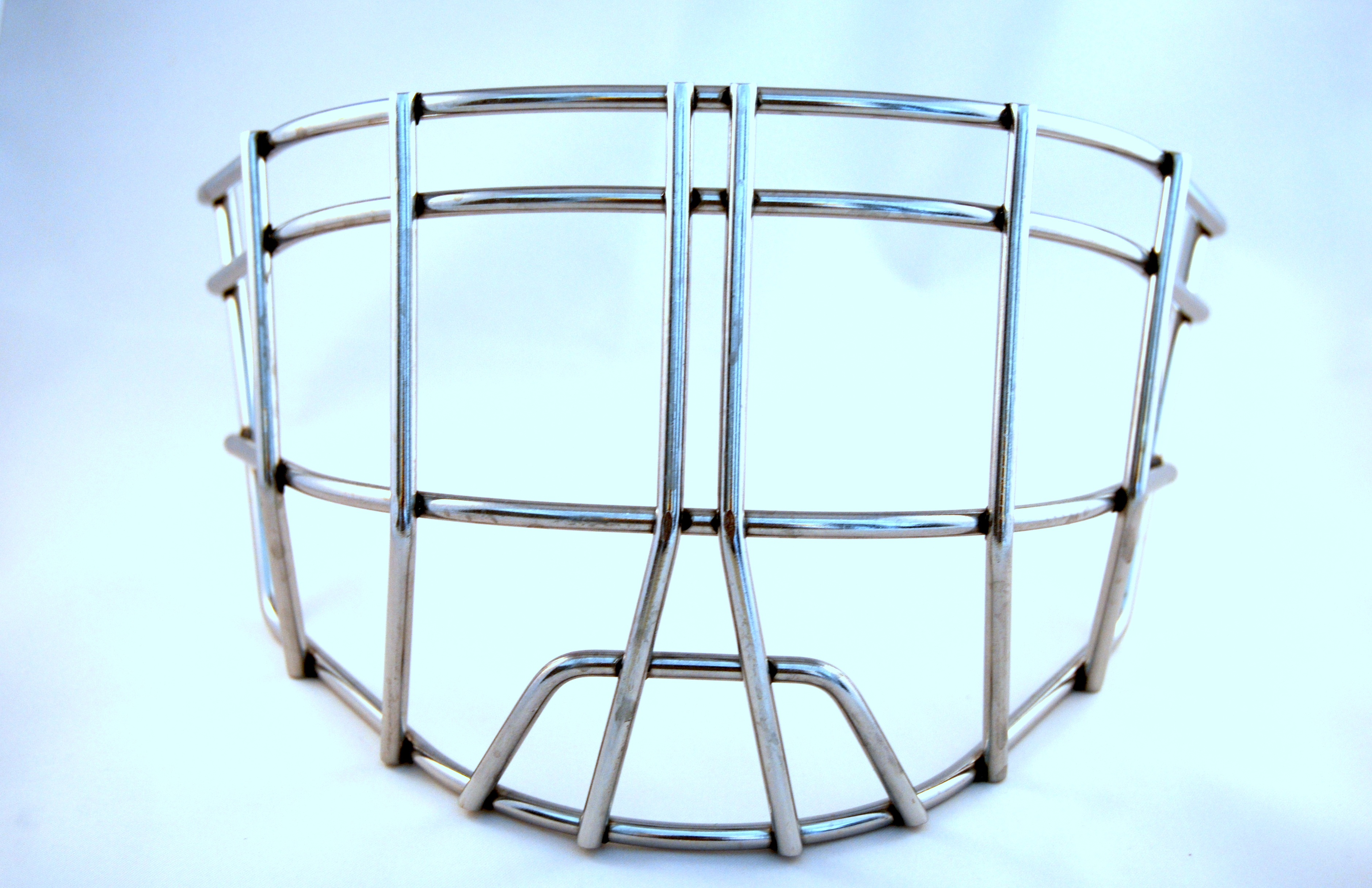 NME/Concept Cheater Cage Stainless – GOALIECAGES.COM