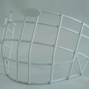 960 Straight Bar Cage White