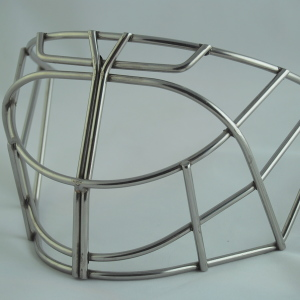 961/9601 Cateye Openbottom Cage Stainless