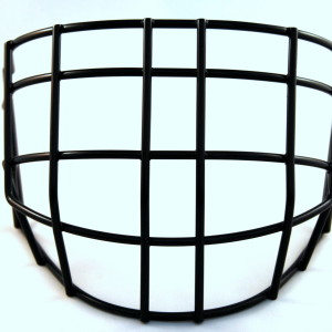 960 Straight Bar Cage Black